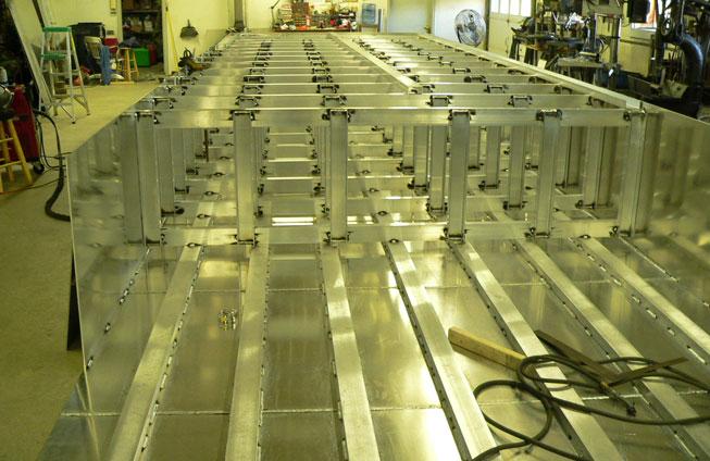 making 2008 barge