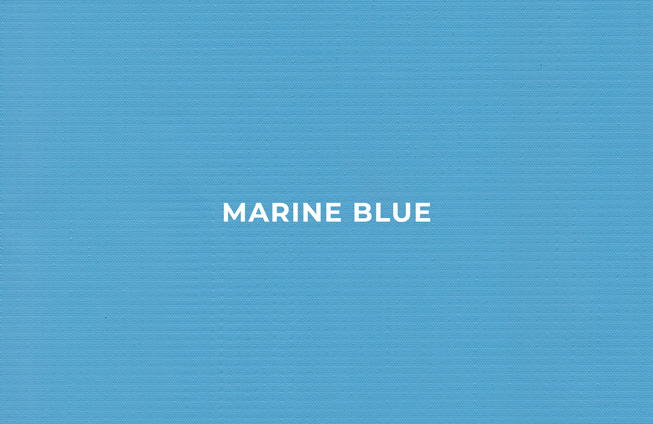 marine blue standard vinyl