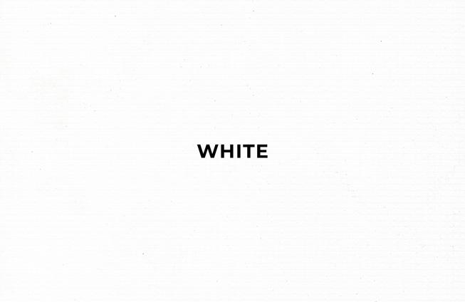 white standard vinyl